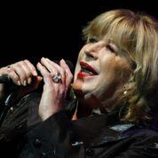 Marianne Faithfull a été hospitalisée en Grèce