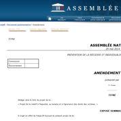 Un député UMP propose de renommer la réforme pénale «loi sur l'impunité»
