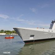 La marine égyptienne s'offre quatre corvettes françaises Gowind