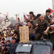 Tiananmen plongée dans une amnésie collective organisée