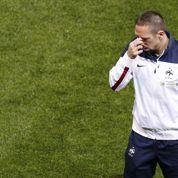 Ribéry au Brésil, les Bleus en péril ?