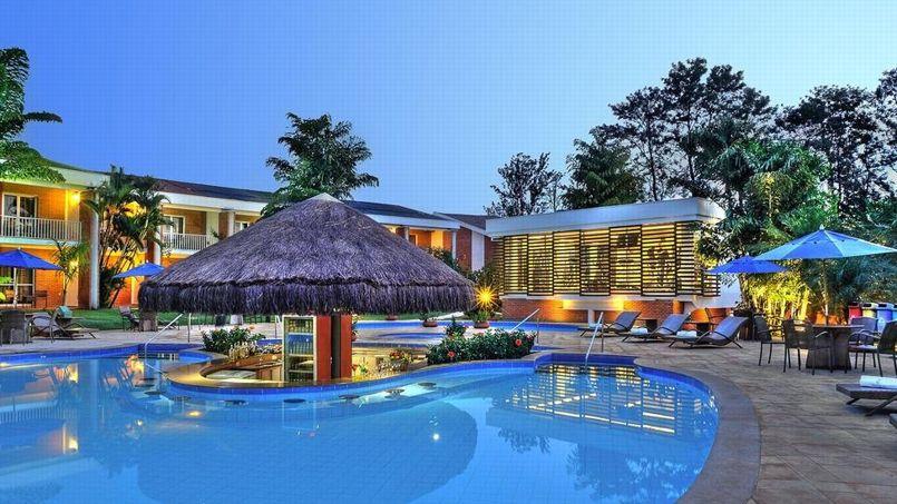 Voici l'hotel de l'équipe national de France au Brésil