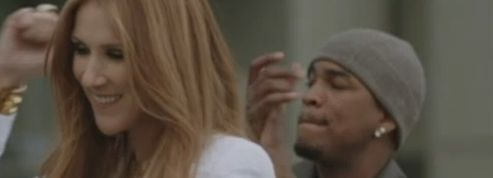 Céline Dion et Ne-Yo en chœur dans le clip improbable d'Incredible