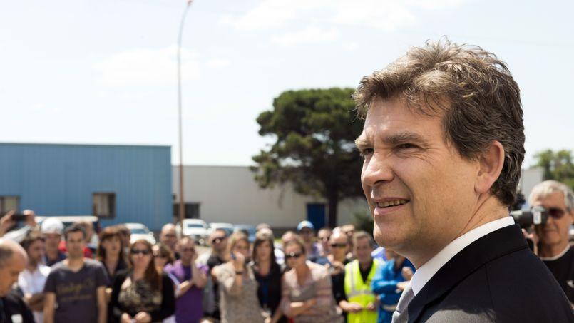 Pour Montebourg, la sanction à BNP-Paribas c'est «la peine de mort»