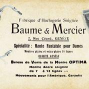 Baume & Mercier, à la reconquête des femmes