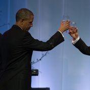 Le PCF imagine le menu du dîner Hollande-Obama