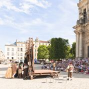 Versailles, au soleil des tréteaux