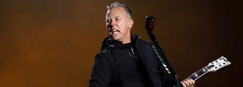 Metallica: 15000 personnes veulent évincer le groupe d'un festival