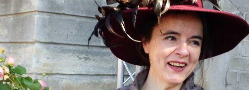 Amélie Nothomb célèbre le baptême de «sa» rose