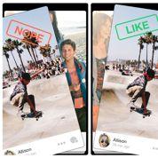 Apple, Facebook et Tinder suivent la trace de Snapchat