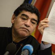 Mondial 2022 : Maradona dénonce la corruption et évoque Platini