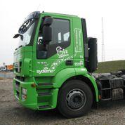 Automobile: le biogaz pour rendre les villes plus propres