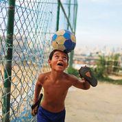 Au Brésil, la religiondu «futebol»