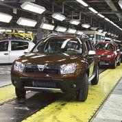 Dacia, premier employeur privé de Roumanie