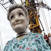Les «Géants» de Royal de Luxe réenchantent Nantes