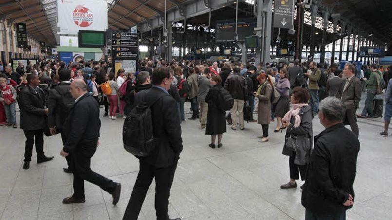 Grève SNCF : journée noire dans les transports ce mercredi