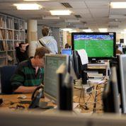 Les Français utiliseront deux écrans pour suivre la Coupe du monde