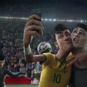 Ribéry, Ibrahimovic, Ronaldo: la guerre des clones dans une publicité