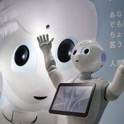 Pepper, le premier robot capable de lire les expressions humaines
