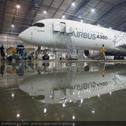 Emirates boude l'A 350 d'Airbus au profit de l'A 380