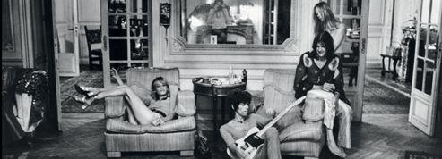 Les photos de l'exil français des Rolling Stones