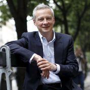 Bruno Le Maire candidat à la présidence de l'UMP