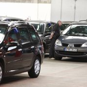 L'automobile d'occasion résiste mieux à la crise que le neuf