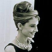 Le diamant d'Audrey Hepburn est à Paris