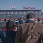 Franco et Rogen : deux neuneus à l'assaut de la Corée du Nord
