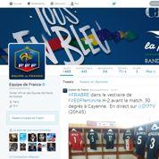 Mondial de football : les comptes Twitter à suivre