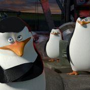 Les Pingouins de Madagascar parodient L'Agence tout risque