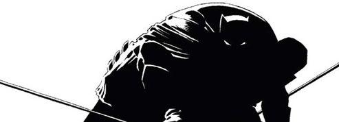 Batman en noir et blanc pour ses 75 ans
