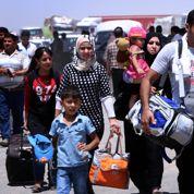 Irak : Qaraqosh menacée par l'offensive des djihadistes