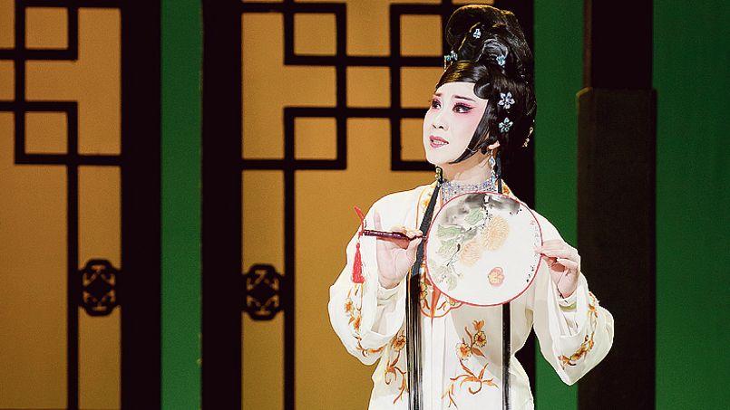 La Veuve et le Lettré, un miracle chinois