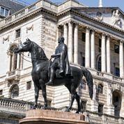 La Banque d'Angleterre envisage de remonter ses taux