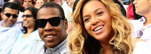 Beyoncé et Jay-Z en concert au Stade de France