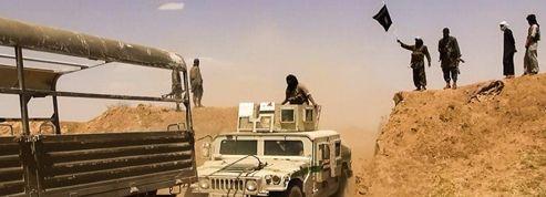 Moyen-Orient : les frontières coloniales effacées par la poussée des djihadistes