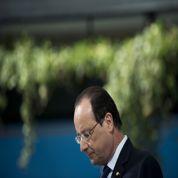 Une semaine particulièrement délicate pour Hollande