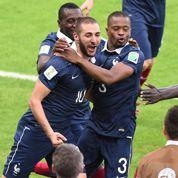 16millions de téléspectateurs ont suivi le match France-Honduras sur TF1