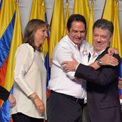 Colombie : Uribe échoue à faire battre Santos