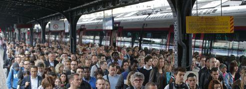 Grève SNCF : les usagers s'unissent pour crier haut et fort leur ras-le-bol
