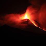 L'Etna en éruption, un spectacle toujours aussi éblouissant