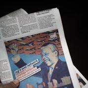 Hong-Kong : une publicité avec l'image de Mandela retirée