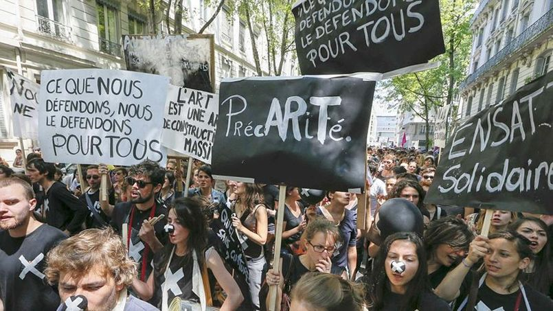 Intermittents: Jean-Jack Queyranne met en garde le médiateur
