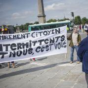 Intermittents en colère : Hollande t'es foutu, Jack Lang est dans la rue !