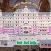 Et 50.000 briques Lego plus tard: The Grand Budapest Hotel