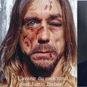 Iggy Pop et Karl Lagerfeld contre la torture pour Amnesty