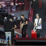 One Direction au Stade de France pour la Fête de la musique