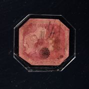 Le timbre le plus cher du monde vendu à 7 millions d'euros
