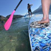 Les 5 spots de Stand up paddle au sommet